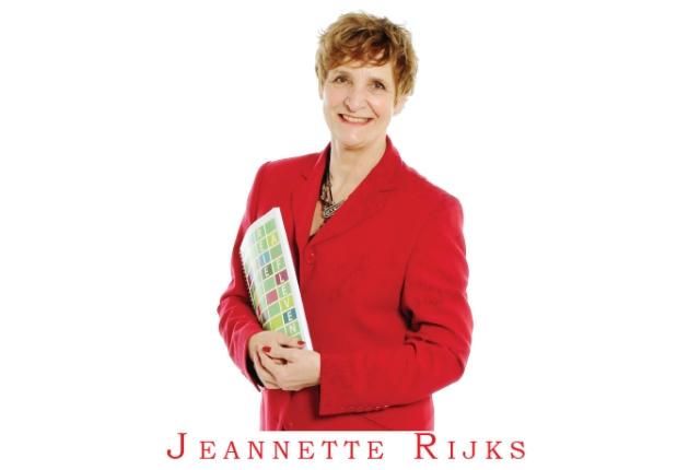 Jeannette Rijks presenteert Creatief Leven